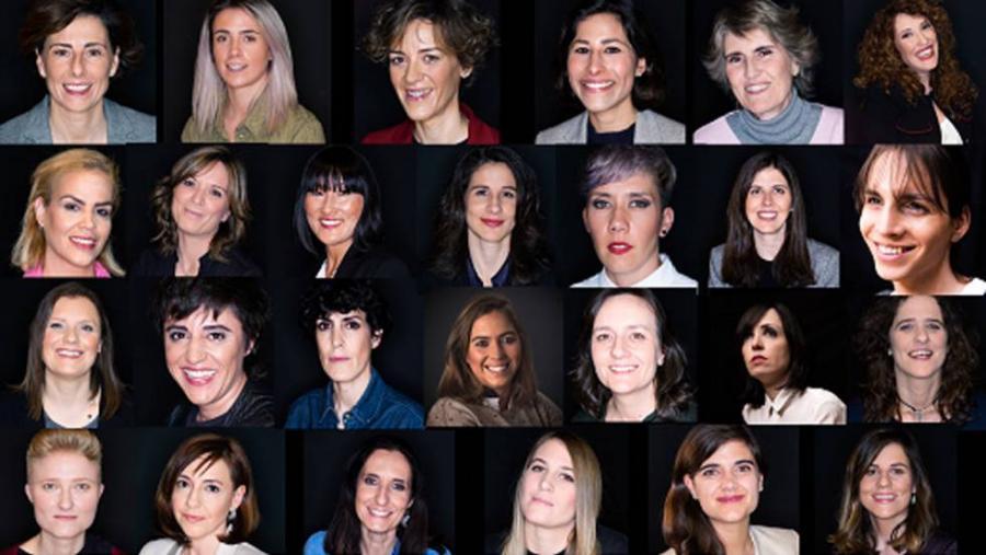 Mujer Mujer 26 mujeres dan la cara