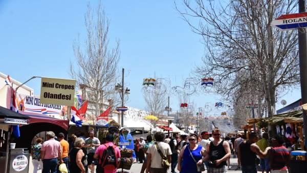 Actualidad Actualidad Arranca en Fuengirola la Feria Internacional de los Pueblos