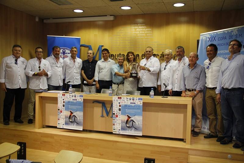 Actualidad Actualidad Fuengirola será la sede de la XIX Copa del Rey de Pesca de Altura al Curricán